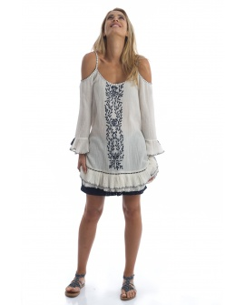 BLOUSE ROSTAND N°65
