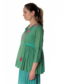 BLOUSE CANNES N°10