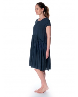 ROBE LES SAINTES MARIES N°67 NAVY