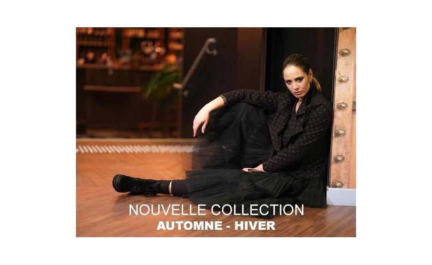 La nouvelle collection présentée par Capucine