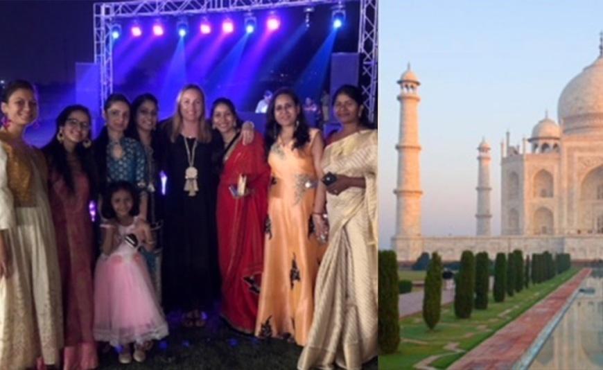 Notre collaboration en Inde