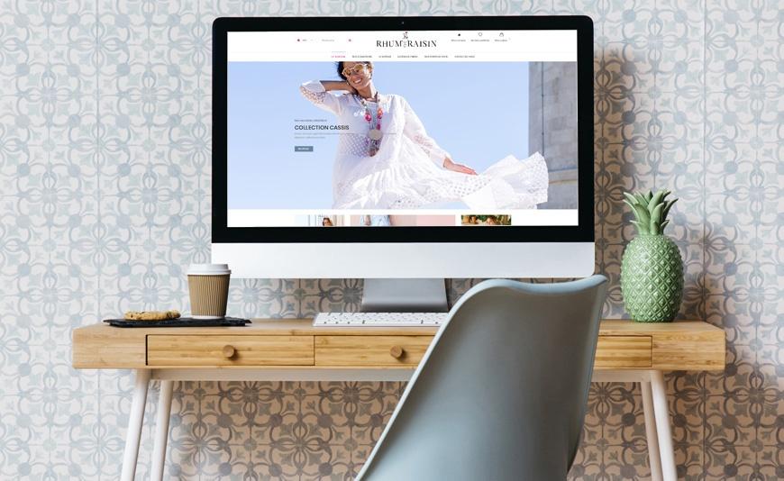 Notre nouvelle boutique en ligne